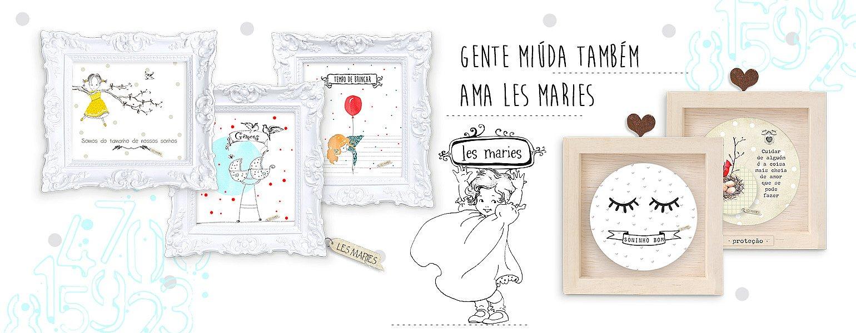 Quadrinhos para bebê - para quartinhos de sonho
